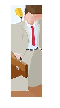 就職・転職意向度が高い求職者