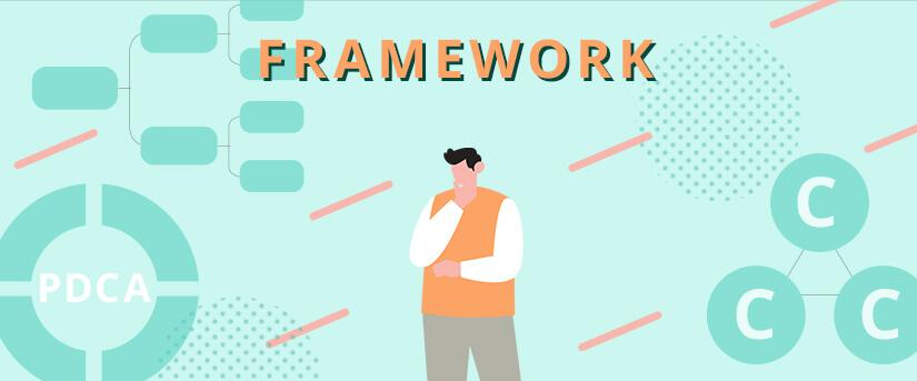 コンテンツマーケティングのフレームワーク
